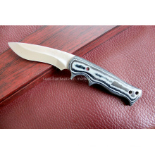 Wood Handle Fixed Knife (SE-S990)