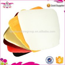 wholesale Qingdao Sinofur cheap OEM useful soft and hard banquet chair cushion for seat