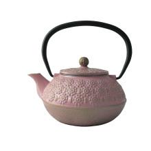 0.9L Flower Cast Iron Teapot (CL1D-CCS102)