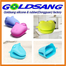 Hot Selling Kitchenware Waterproof Silicone Oven Mitts