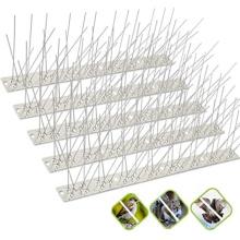 50 см 30 иглы балконный привод шипы для птиц из нержавеющей стали привод укус птицы голубь привод укус птицы