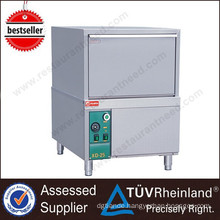 High Efficiency Clean Restaurant Ovens And Kitchen Equipment Electric Hood Type Dishwasher Machine