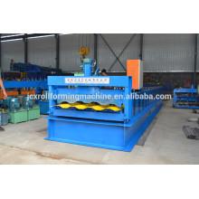 Machine de formage de panneau de carton en acier