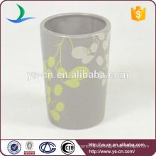 YSb40101-01-t El más popular vaso para accesorios de baño para el hogar