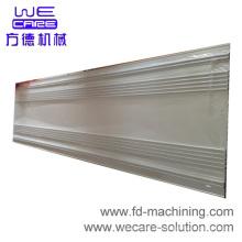 Unterschiedliche Oberflächenbehandlung Aluminium Extrusion für die Bearbeitung von Teilen mit China Lieferanten