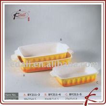 Фаршированная прямоугольная форма для выпечки