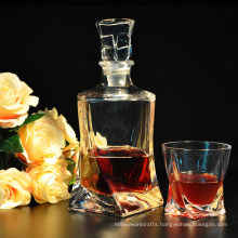 Fashion Whiskey Bottles with Glass