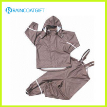 Quality 100% PU Children′s Outfit