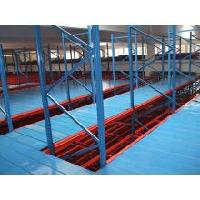 Rack en mezzanine en métal de haute qualité, plate-forme en acier