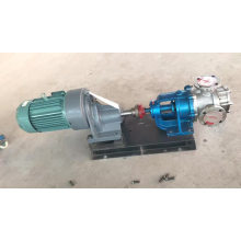 High viscosity electric gasoline heavy diesel fuel oil gear transfer pump
