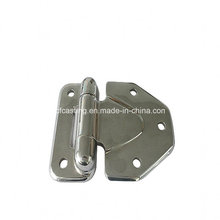 Investment Casting Stainless Steel Hinge with CNC Machining