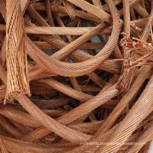 Pure Mill Berry Copper, Copper Scraps, Copper Wire Scrap