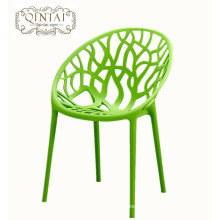 Cheap Price Monobloc PP Chair Tree Style Dining Chair