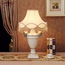Luces de mesa plegables regulables blancas de lujo led lámpara de escritorio 2159