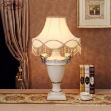 Luxe blanc pliant dimmable led lampe de table lampe de bureau solaire 2159