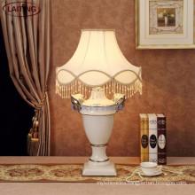 Luxury white folding dimmable led table lamp solar desk lamp 2159