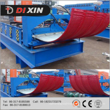 Dixin Metal Roof Curving Bending Machine