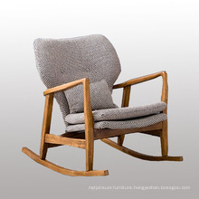 New Home Design Furniture Wooden Rocking Chair