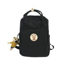 Bagpack Female Lady School Back Pack Backpack Women With Little Bear Garniture