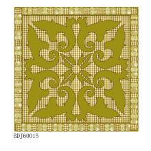 800X800mm Carpet Tile Golden Polished Tiles (BDJ60015)