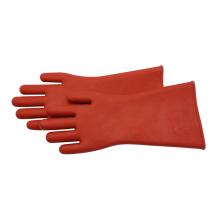 Insulation rubber gloves
