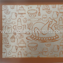 Silicone Baking Mats Cookie Sheets Liners