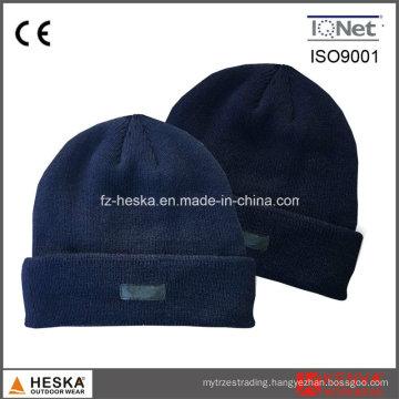 Winter Custom Cheap Acrylic Beanie Knit Work Hat