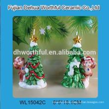 Única vela de mono para la decoración de la fiesta de Navidad 2016