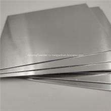 Плоская пластина из алюминиевого листа серии 3000, 1 мм