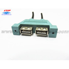Двойной USB-разъем