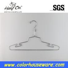 baby clothes metal hanger/wire hanger
