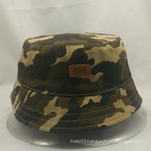 2015 new style fashionable camo hat ,good price bucket hat