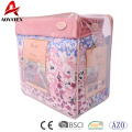 Hot sale fashion style microfiber comforter set 7pc high quality ling size comforter set