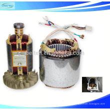 Gasoline Generator Spare Parts Motor Generator 220V DC
