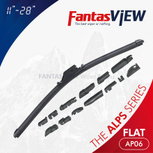 The Alps Series Multi-Function Flat Wiper Blades