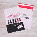 Полиэтиленовые конверты для экспресс-доставки Поли почтовые пакеты