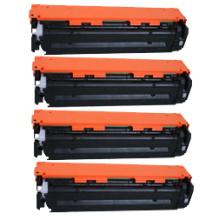 Compatible cartucho de tóner láser CE260A CE261 CE262A CE263A