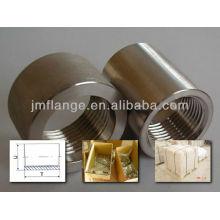 China fábrica inoxidável ss 304/316 barril mamilos acessórios para tubos