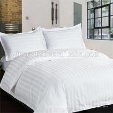 100% cotton fabric ,cotton satin fabric ,3cm or 1cm stripe