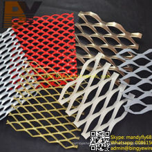 Aluminum Expanded Wire Mesh/Aluminum Expanded Metal Mesh//Aluminum Expanded Metal Sheet/Expanded Metal Mesh/Rhombic Shaped Expanded Mesh/Decorative Mesh