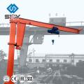 Spalte angebrachter Schwenkkran 3 Tonnen-Kran für Verkauf von China-Kran Hometown