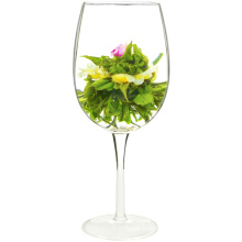 Bola de té china de la flor del arándano con diversos sabores de fruta modificados para requisitos particulares