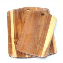 Custom Acacia Chopping Block Sets with Hanging Hole