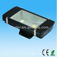 2014 nuevos productos calientes 85-265v / 100-240v / 110-277v 100w 120w 140w 160w 10000 lumen ip65 llevó la luz del túnel del paquete de la pared