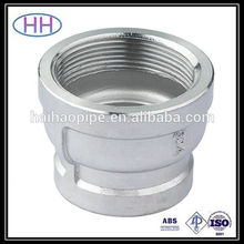 ANSI B16.11 forged stainless steel fittings with ABS certification