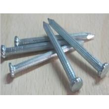 Высокое качество бетона стальные гвозди с Каннелюра хвостовика