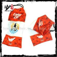 Многофункциональный наручные сумка мобильный телефон мешок,ювелирные изделия мешок бархата с логосом,мешок стекла