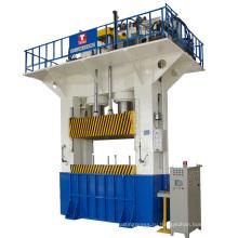 Гидравлический пресс с H-образной рамой 1500 тонн для глубокой вытяжки кухонной посуды и раковины