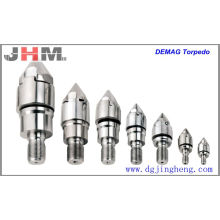 Demag Injection Screw Torpedo Head