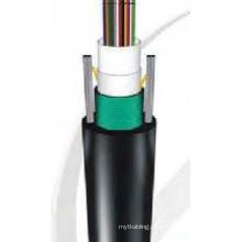 Gydxtw Central Loose Tube Ribbon Fibra Óptica Cabo para Telecomunicações